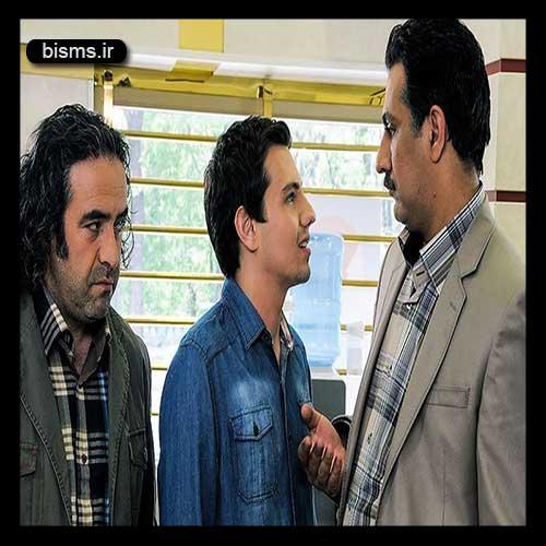 محمد نادری بازیگر نقش هوشنگ در شمعدونی