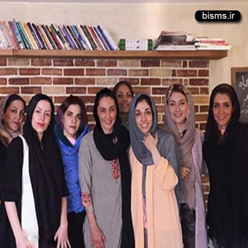 هدیه تهرانی و آموزش یوگا