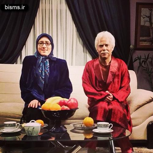 سحر ولدبیگی و نیما فلاح و راز 12 سال زندگی عاشقانه