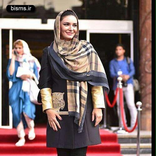 بازیگران و همسرانشان در جشن حافظ
