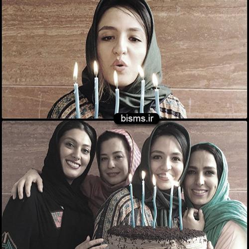 تولد گلاره عباسی