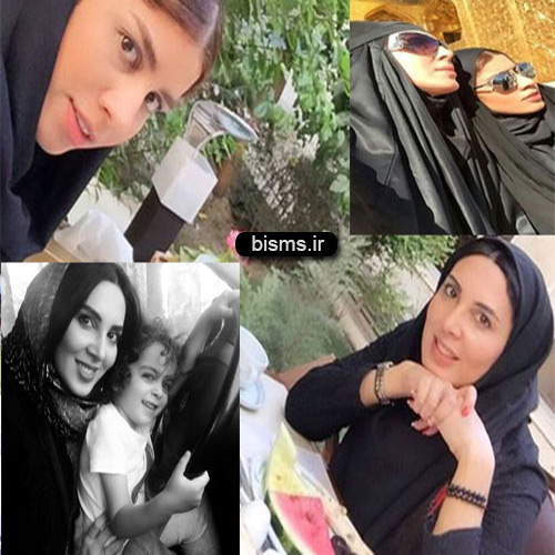 لیلا بلوکات و خانواده اش