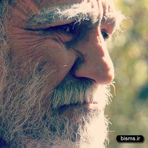 گریم جالب محسن تنابنده