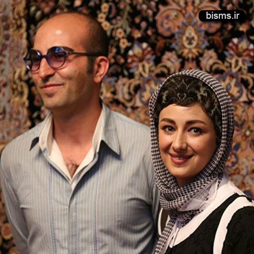 ویدا جوان و همسرش آیلا تهرانی