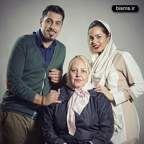 ماجرای ازدواج احسان خواجه امیری و همسرش لیلا ربانی + عکس