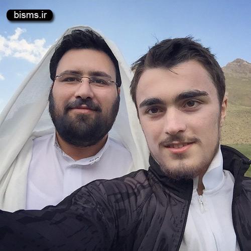 سید احمد خمینی,عکس احمد خمینی,همسر احمد خمینی,اینستاگرام احمد خمینی,فیسبوک احمد خمینی