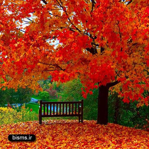 اس ام اس های پاییزی