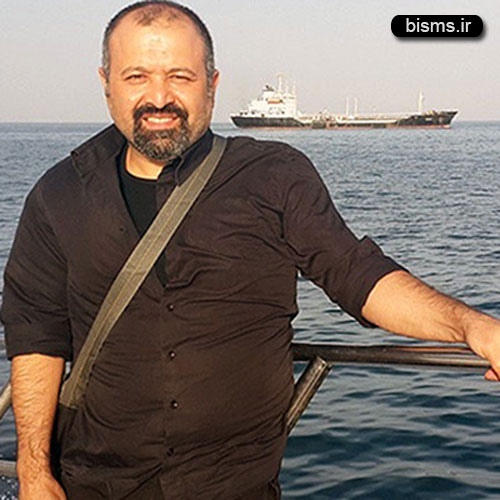 عکس علی صالحی با خانواده امیر جعفری در شیراز