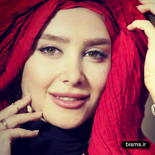 تبریک الناز حبیبی به مریم سعادت + عکس