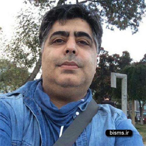 گریم جالب رضا شفیعی جم