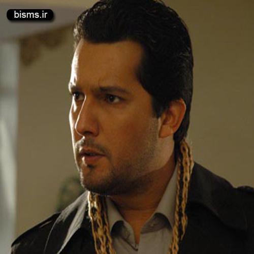 عکس دیده نشده حامد بهداد در پشت صحنه فیلم هفت ماهگی