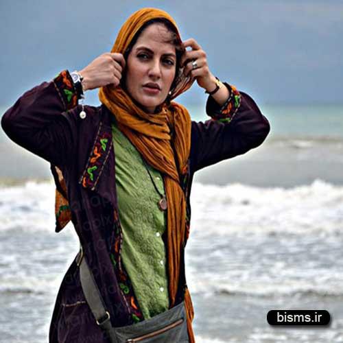 عکس دیده نشده تیپ متفاوت مهناز افشار در جشن سینما