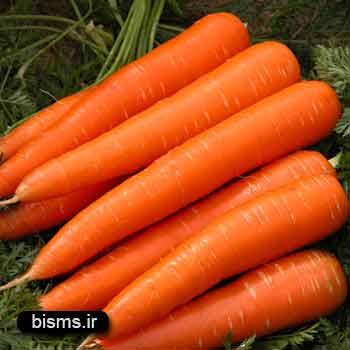 هویج، خواص هویج