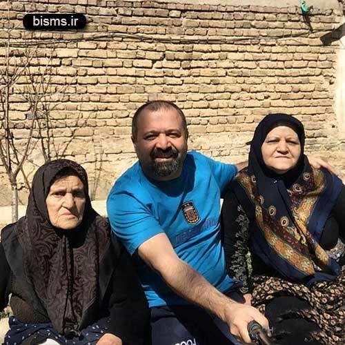 علی صالحی,عکس علی صالحی,همسر علی صالحی,اینستاگرام علی صالحی,فیسبوک علی صالحی