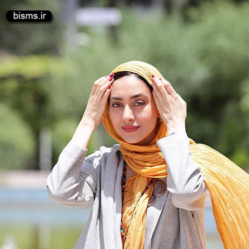 عکس جدید بهاره کیان افشار در نمایش هتلی ها