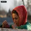 عکس بیتا سحرخیز در اکران خصوصی فیلم جامعه دران