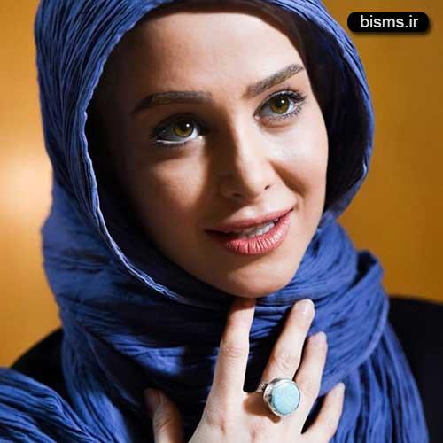 عکس جدید الناز حبیبی در نمایش من آن جا نیستم