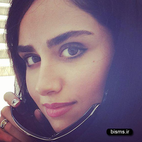 عکس جدید و دیده نشده هانیه غلامی در بمبئی