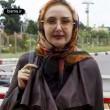 کتایون ریاحی و پسرش در افتتاحیه فیلم های تلویزیونی یاس