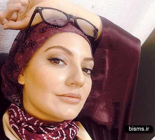 عکس زیبا و دیده نشده مهناز افشار در سوئیس