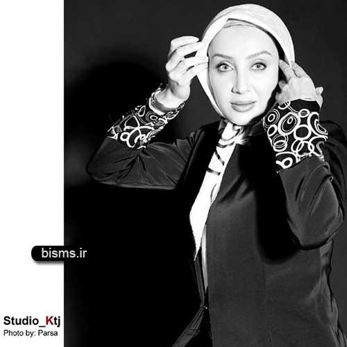 عکس جدید و دیده نشده سولماز حصاری در مزون لباس