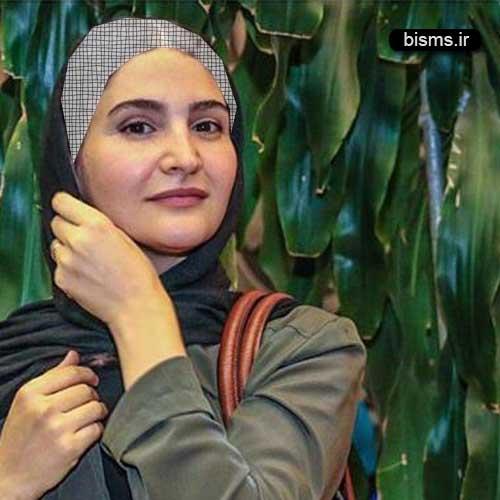 عکس نورا هاشمی در مراسم اکران فیلم پدر آن دیگری