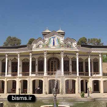 عمارت شاپوری شیراز,رستوران عمارت شاپوری شیراز