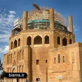 گنبد سلطانیه,معماری گنبد سلطانیه