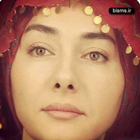 عکس جدید و دیده نشده هانیه توسلی و باران کوثری