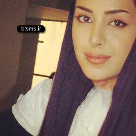 هنگامه حمیدزاده در اکران خصوصی فیلم خواب تلخ