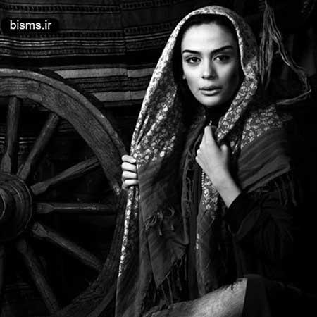 مارال فرجاد در افتتاحیه فیلم سینمایی دلتا ایکس