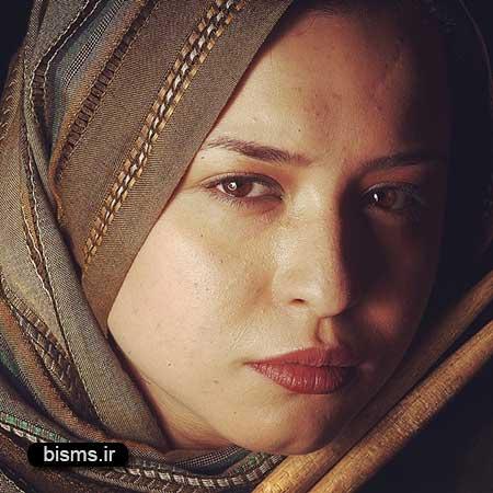 عکس جدید مهراوه شریفی نیا در نمایشگاه مطبوعات