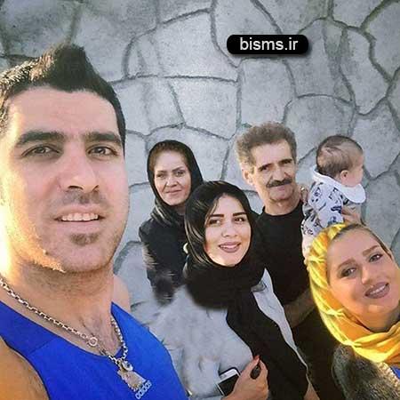 عکس+اینستاگرام+شهرام+محمودی