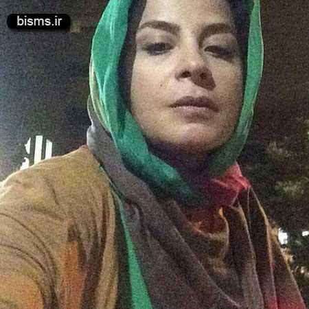 عکس دیده نشده سیما تیرانداز و لیلا بلوکات