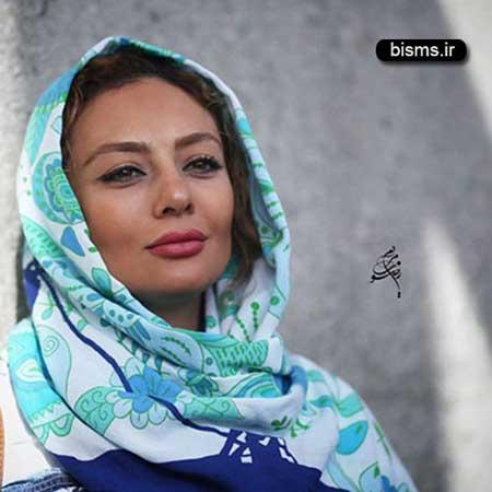 عکس جالب یکتا ناصر در نمایش تئاتر ترور
