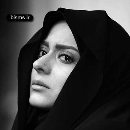 عکس زهرا اویسی در افتتاحیه فیلم دلتا ایکس