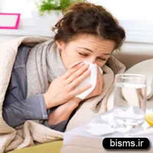 سرما خوردگی در بارداری
